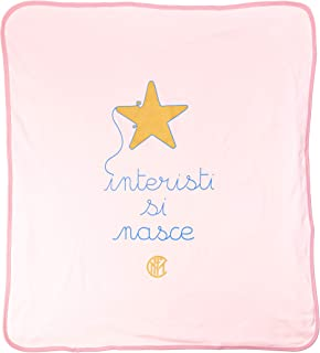 Inter Infant Collection Copertina, Bimba, Rosa, One Size