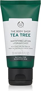 The Body Shop Tea Tree Mattifying Lotion, 1.69 Fl Oz (Vegan)