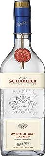 Schladerer Zwetschgenwasser, feiner Obstbrand aus dem Schwarzwald, fruchtig und vielschichtig dank Zwetschgen aus der Region 1 x 0.7 l