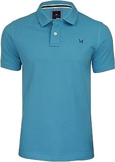 Crew Clothing Company - Classic Pique Polo, Navy