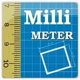 Millimeter - free screen ruler