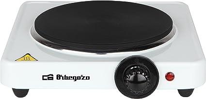 Orbegozo PE 2710 2710-Placa eléctrica, 1500 W, Multicolor