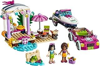 LEGO Friends Andrea's Speedboat Transporter 41316 Building Kit (309 Piece)