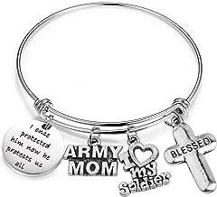 deployment charm bracelets