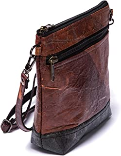 Best leaf leather purse Reviews