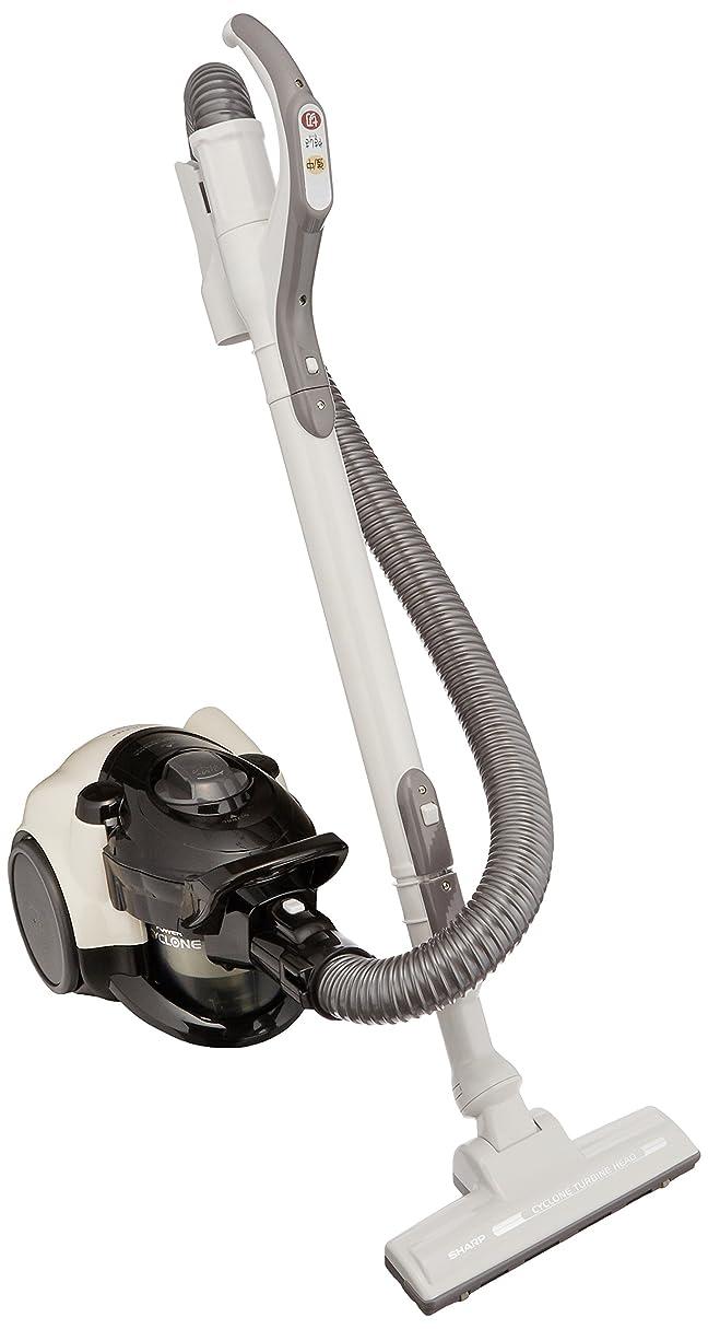 天文学森冷ややかなシャープ サイクロン掃除機 ベージュ EC-CT12-C