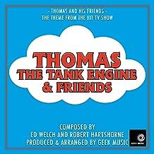 thomas tank engine music videos