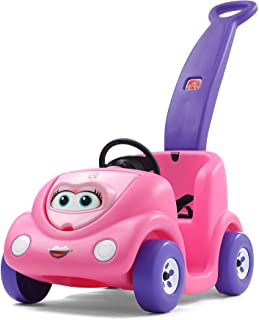 STEP2 10TH Anniversary Edition Push Around Buggy Ride-on, 811800- Pink