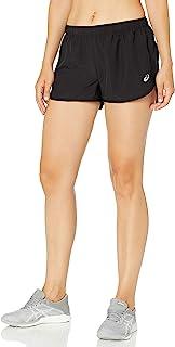 ASICS Women's Silver Split Short