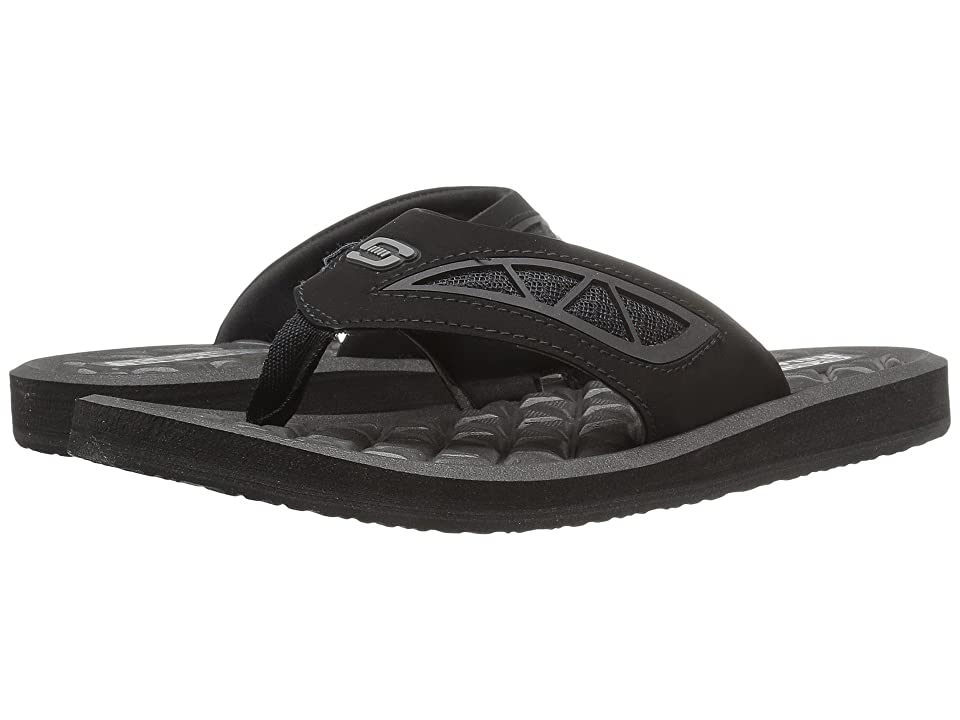 SKECHERS Benny (Black) Men