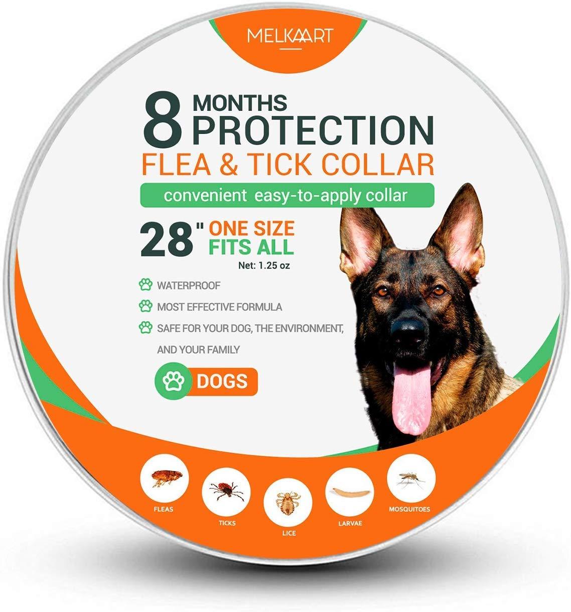 Melkaart Collar Dogs Protection Hypoallergenic
