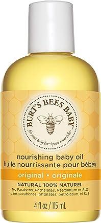 Burt's Bees® Baby 100% Natural Nourishing Baby Oil Baby Skin Care - 115ml Bottle