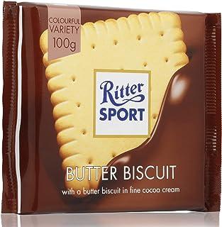 Ritter Sport Butter Biscuits - 100 gm