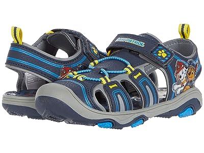 Josmo Kids Paw Patrol River Sandal (Toddler/Little Kid) (Navy) Boys Shoes