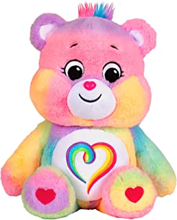 """Bounded New Edition 2021 Care Bears 14"""" Plush - Togetherness Bear - Newest Care Bears Friend - No Two are The Same!"""