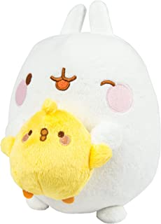 TOMY Talk & Sing Molang Plush