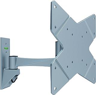 テレビ 壁掛け 金具 STARPLATINUM 液晶 TV モニター 26-46インチ対応 TVセッターFS NA111 Sサイズ シルバー 【 壁掛けテレビ 】