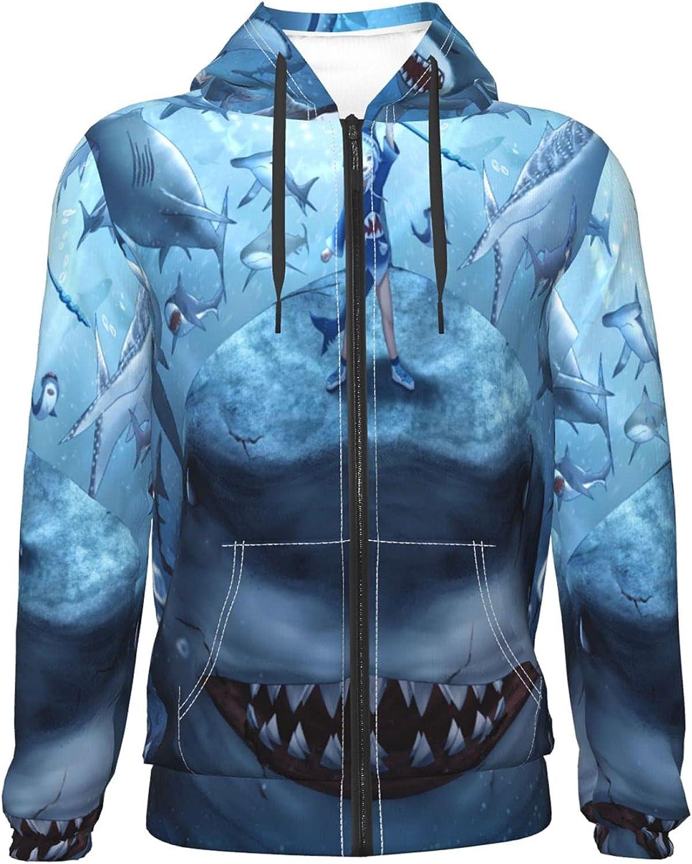 Gawr Gura Teenage Zipper Houston Cheap sale Mall Hoodie Hooded Sweater Pu Casual Jackets