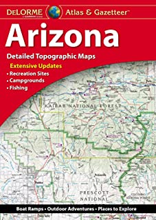 DeLorme® Arizona Atlas & Gazetteer