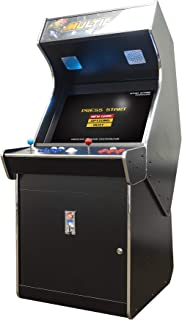 Creative Arcades Full-Size Commercial Grade Cabinet Arcade Machine | Trackball | 3500 Classic Games | 32