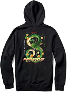 Primitive x DBZ 3- Shenron Dirty P Hood (Black)