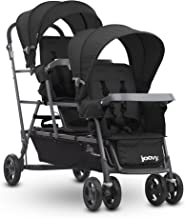 joovy big caboose stand on triple stroller