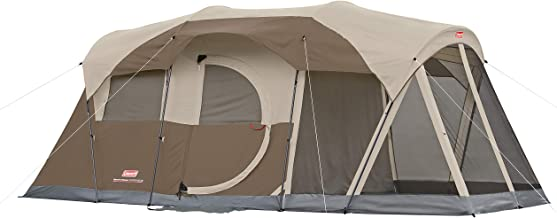 Best coleman weathermaster 6 person tent with screen room Reviews
