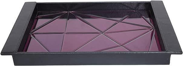 Casa Pop Purple Bathroom Tray