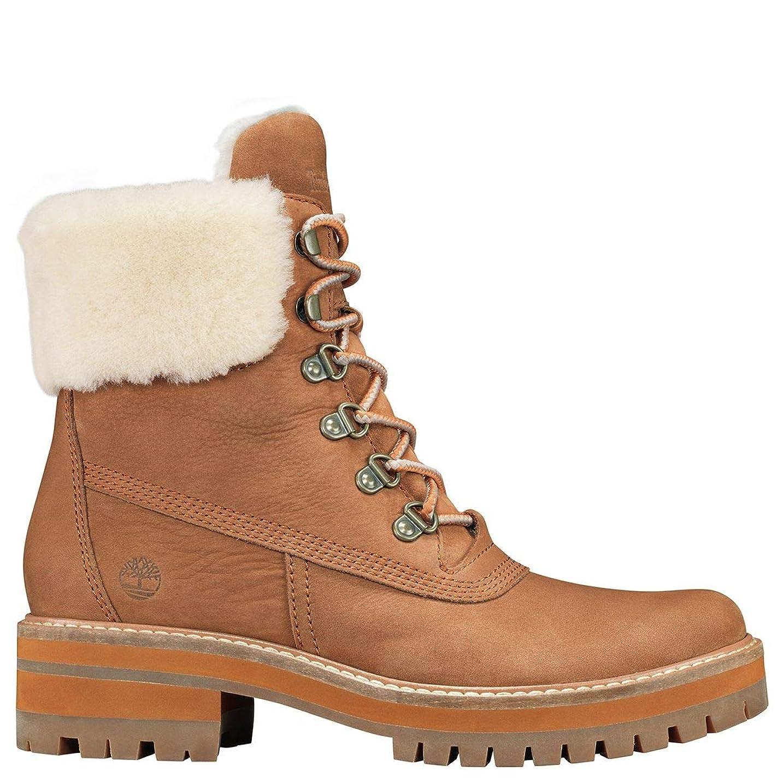 放つキネマティクスメンタル[ティンバーランド] Courmayeur Valley Shearling Lining Boot レディース ブーツ [並行輸入品]