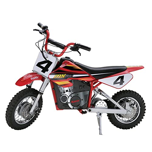 54f9fd78d7e Razor MX500 Dirt Rocket Electric Motocross Bike