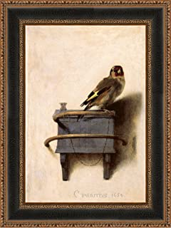 Best fabritius goldfinch painting Reviews
