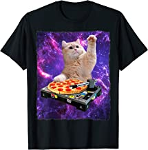 dj pizza cat shirt