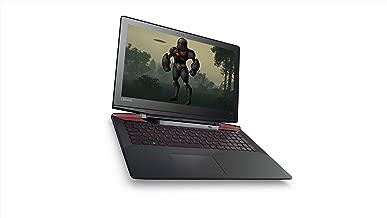 Lenovo Y700 15.6in Laptop, Black (Intel Core i7-6700HQ, 16GB, 1TB HDD + 512GB SSD, NVIDIA GeForce GTX 960M, Windows 10) 80NV00W6US (Renewed)