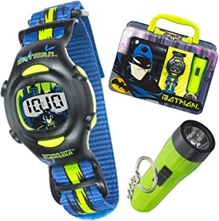 Armitron Kids' 800-59SET Batman Flashlight, Binoculars and WatchSet