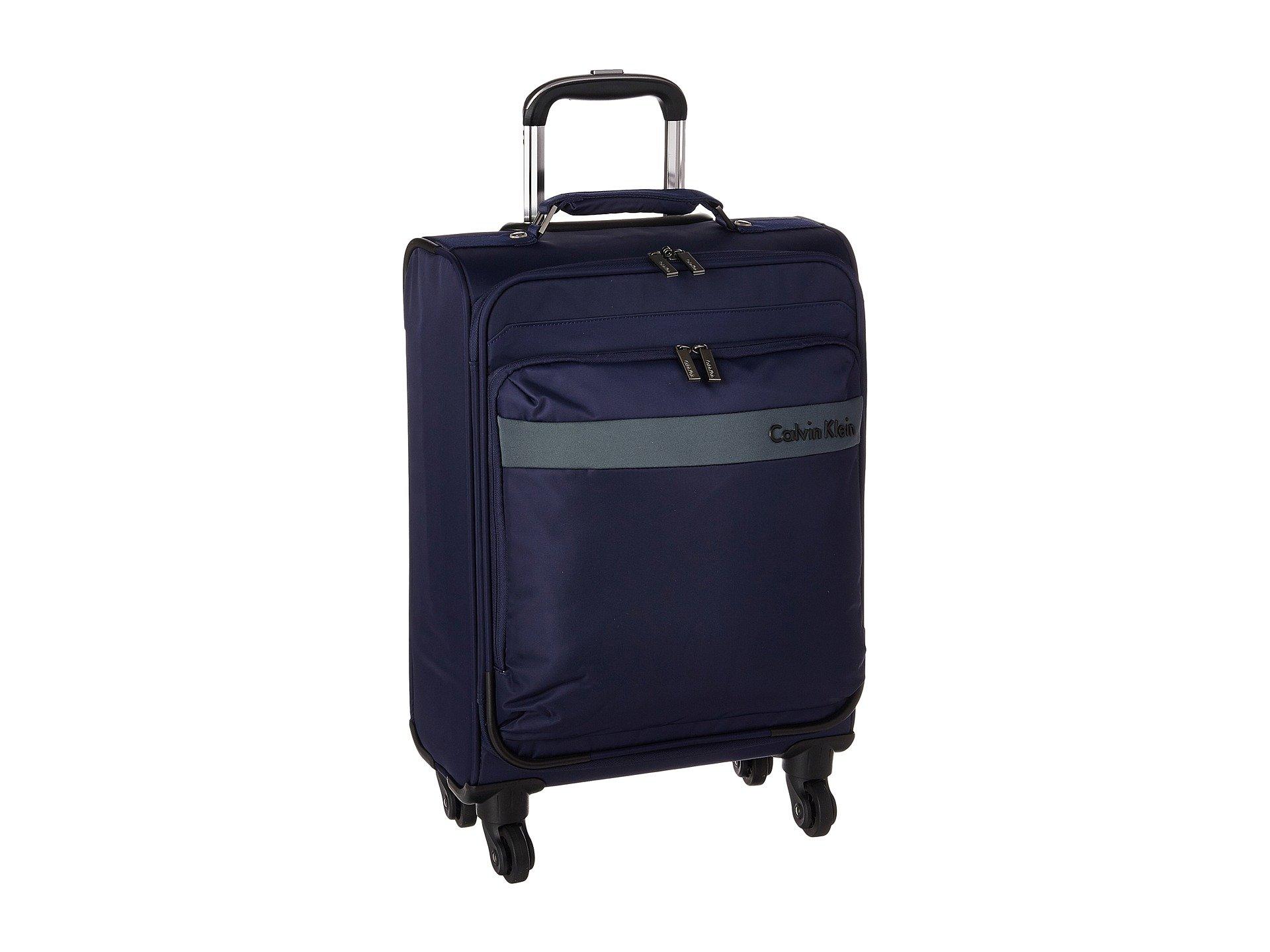 """Flatiron 3.0 21"""" Upright Suitcase, BLUE"""
