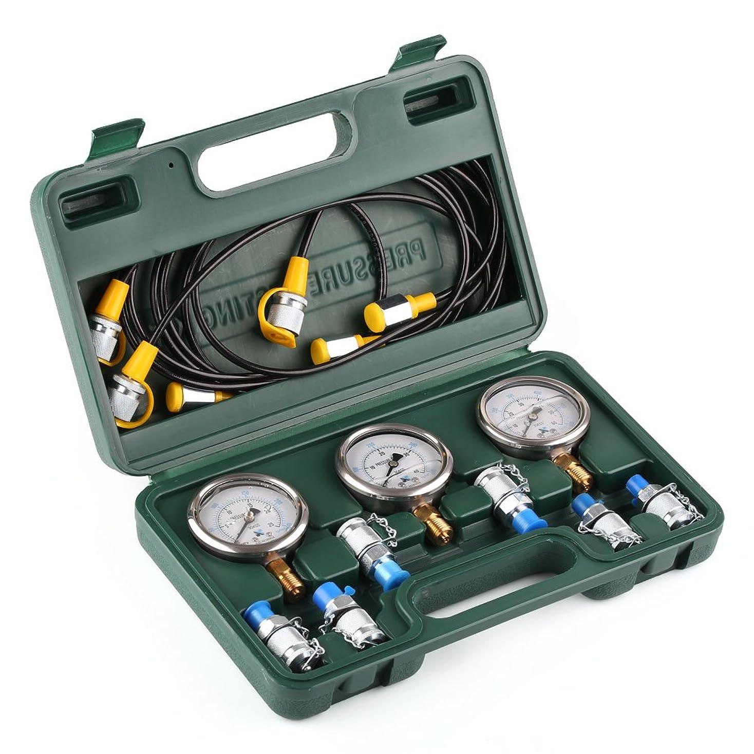 有利ズーム氏VERY100 XZTK-60 ショベル建設機械 水圧テストキット 収納ケース付き