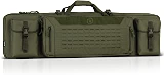 Savior Equipment Urban Warfare Tactical Double Carbine Long Rifle Bag Gun Case Firearm..