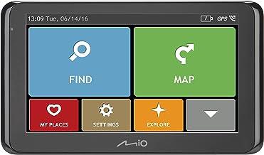 16:9 MIO Spirit 7670LM Truck GPS El/éments D/édi/és /à la Navigation Embarqu/ée Europe Fixe