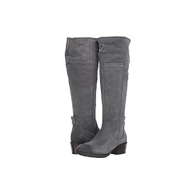 Timberland Sutherlin Bay Tall Boot (Dark Grey Suede) Women