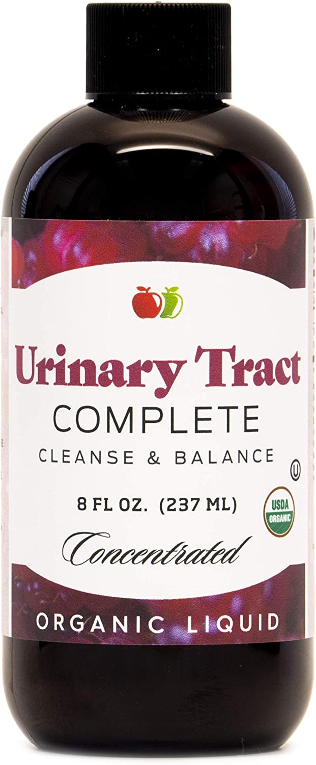 Special Campaign Urinary Tract Complete 8oz - UTI Healt Sale item Cleanse Organic Defense