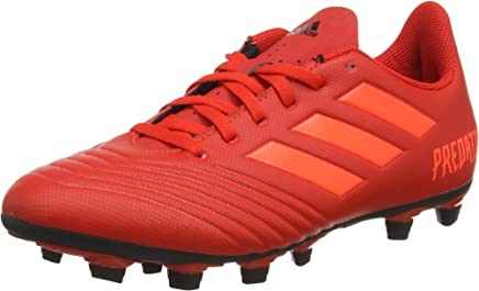 f7ee51cba6afe Adidas Predator 19.4 Flexible Ground, Men's Shoes, Multicolour (Active  Red/Solar Red