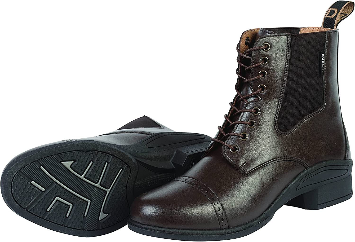 Dublin Childs Altitude Lace Paddock Boots