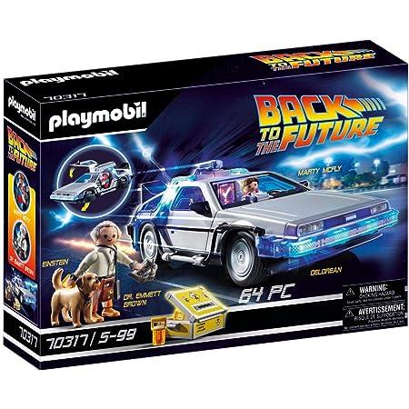 Playmobil Volver al Futuro Delorean