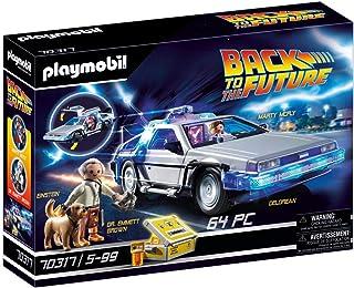 Playmobil - Back To The Future Delorean - 70317