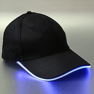 Ucult LED-Basecap Sport Cap in Blau, Rot, Grün Oder Weiß