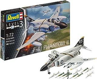Revell-F-4J Phantom II, Kit de Modelo, Escala 1:72 (3941), 24,5cm (03941)