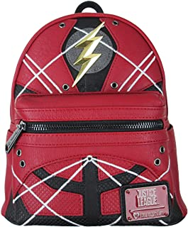 Loungefly The Flash Faux Leather Mini Backpack Standard