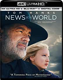 Tom Hanks stars in NEWS OF THE WORLD on Digital March 9 and 4K, Blu-ray, DVD March 23 from Universal