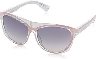 a6d8662d1d 55DSL - Gafas de sol Wayfarer FF0002 para hombre, 74C Rose / Shiny Silver