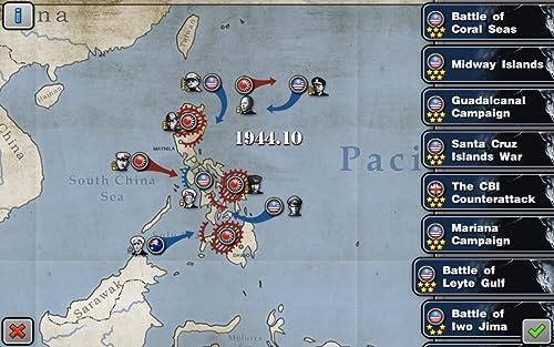 『将軍の栄光: 太平洋戦争』の4枚目の画像